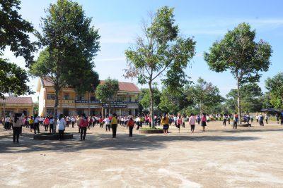 Trường Tiểu học Cư Pul: Quá trình hình thành và phát triển